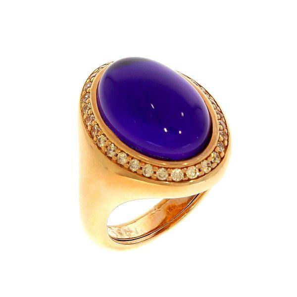 Marina Garcia Ring Silber